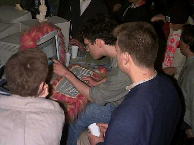 1995 Hackers Ball Paradiso